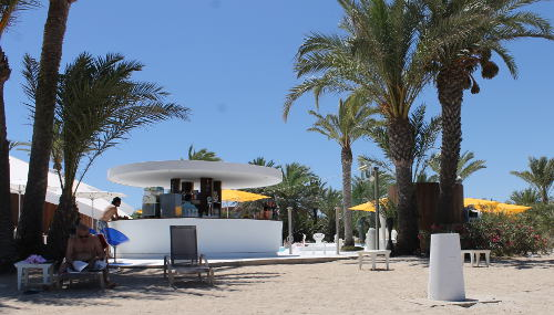 Beach Bar La Manga Penthouse